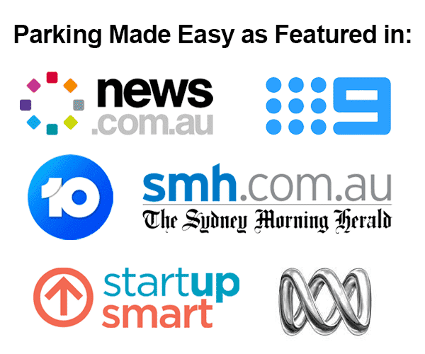 Parking Made Easy As featured in Media